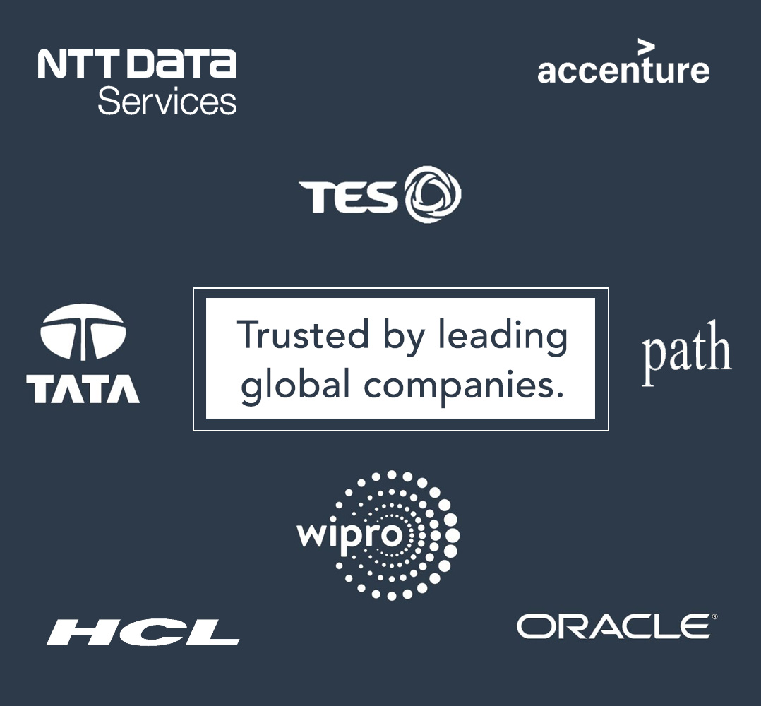 Trusted by leading global companies
